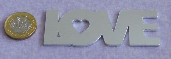 VERY REDUCED Occasion special words metal stamping/engraving blanks - 2mm aluminium - laser cut